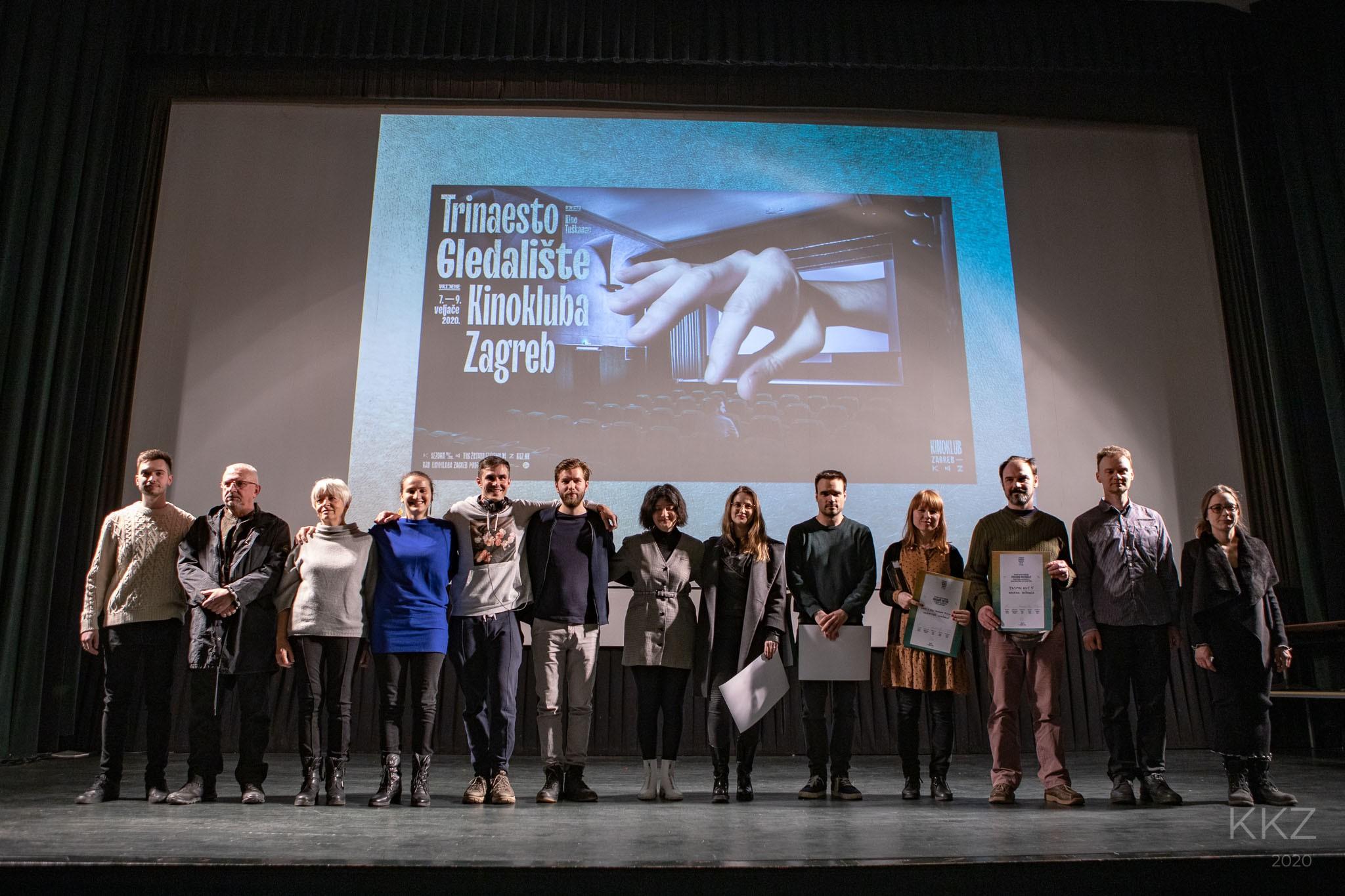 Nagrađeni filmovi 13. Gledališta KKZ-a